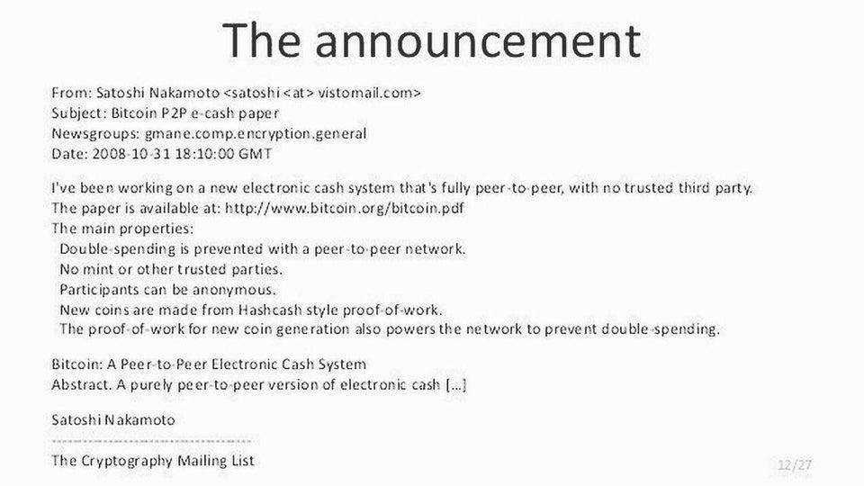 Bitcoin & bitcoin